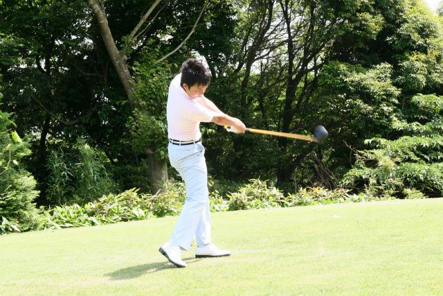 ドライバー基礎ゴルフ上達術