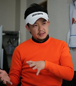 プロゴルフコーチ 吉本巧 TAKUMI YOSHIMOTO